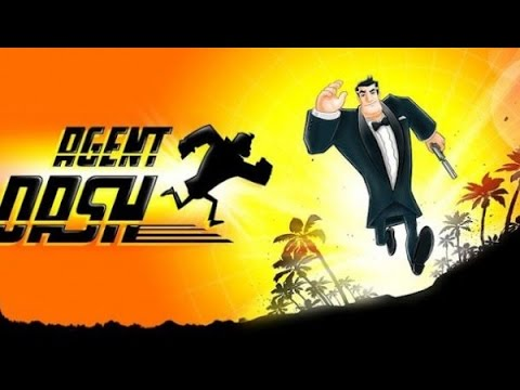 Agent Dash 3D HD Game Play !