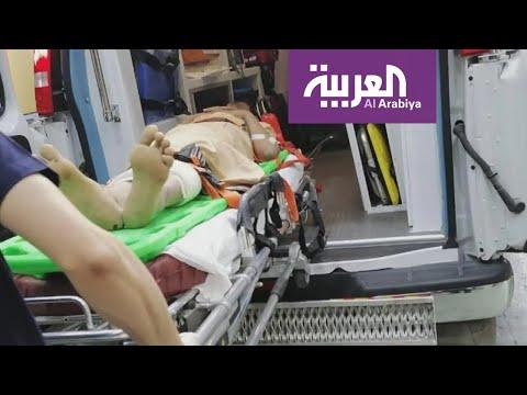 وصول جرحى من محافظة الجوف اليمنية إلى مستشفيات السعودية  - نشر قبل 10 ساعة