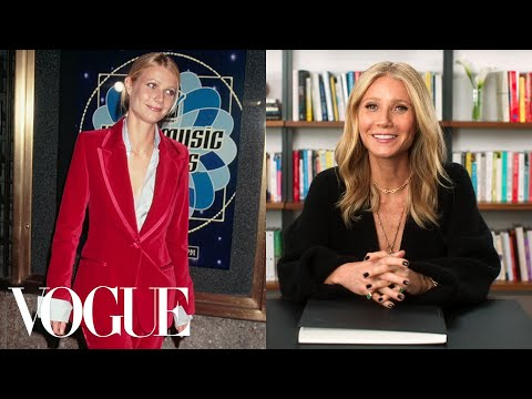 Gwyneth Paltrow Breaks Down 13 Looks From 1995 to Now | Life in Looks | Vogue