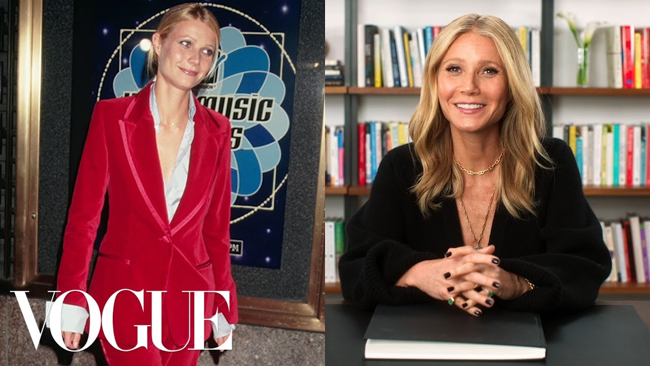 Gwyneth Paltrow Breaks Down 13 Looks From 1995 to Now | Life in Looks