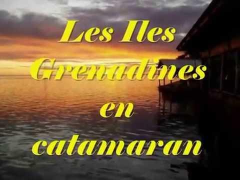 1 CROISIERE AUX ILES GRENADINES ANTILLES EN CATA WWW BIQUETS NET