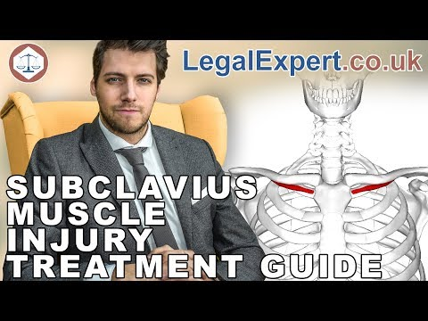 Subclavius Muscle Injury Treatment Guide ( 2019 ) UK