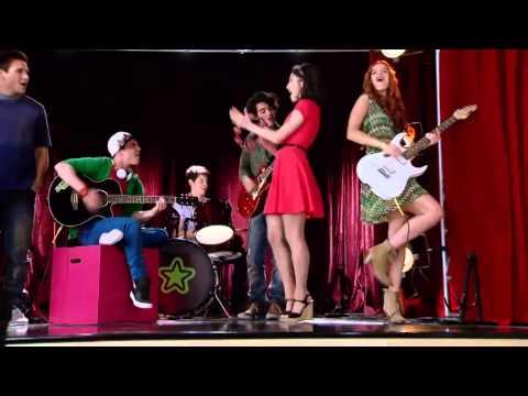 Violetta 3 : Momento Musical: En Gira - Fran, Cami, Alba, Maxi, Andrés y Alex - Violetta