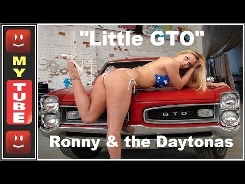 RONNY & DAYTONAS Little GTO 🚗 in GTO's Video POWER Stereo!