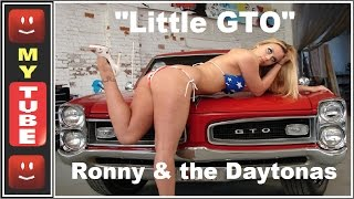 "RONNY & DAYTONAS 🌊 ""Little GTO"" & GTO Cars Video!! . . 🚗🚗🚗"