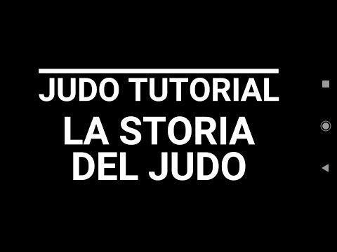 AQJUDO TUTORIAL: Video 3