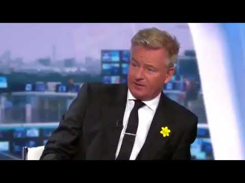 Charlie Nicholas is sitting there thinking...