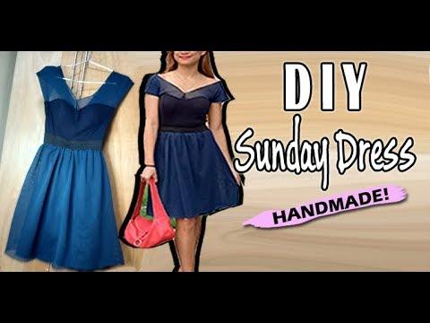 diy-sunday-dress- -handmade!!!