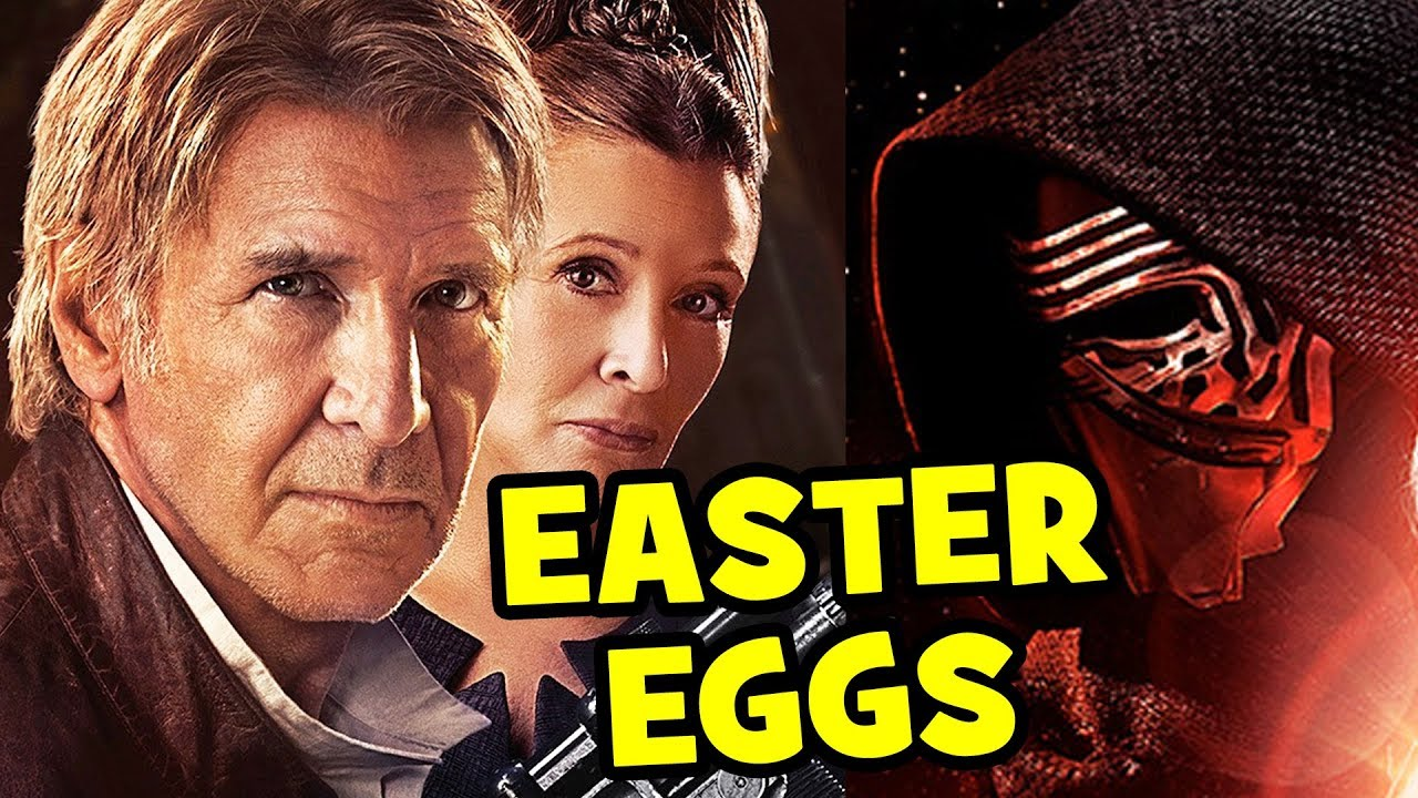 Star Wars: The Force Awakens Cameos | POPSUGAR Entertainment