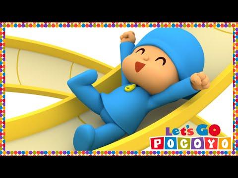 Let's Go Pocoyo! - Arriba y Abajo [Episodio 39] en HD