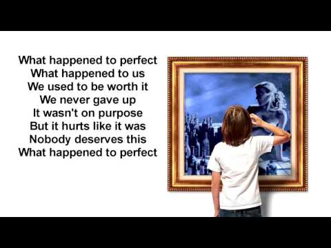Lukas Graham - What Happened To Perfect Lyrics