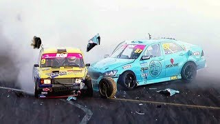 DRIFT 2017 - awesome drifting, many crashes!