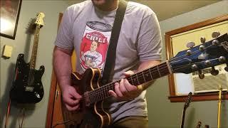Tom Delonge - Golden Showers in the Golden State (Guitar Cover)