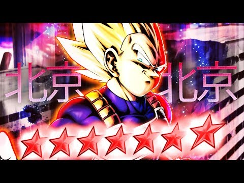 This INSANE Comeback! 14 Stars SSJ Vegeta! | Dragon Ball Legends