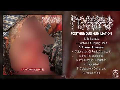 Pissgrave - Posthumous Humiliation LP FULL ALBUM (2019 - Death Metal)
