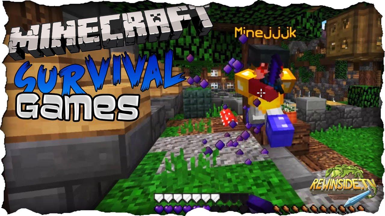 ZU NE NUMMER SCHIEBEN Lets Play Minecraft Survival Games - Minecraft spiele schieben