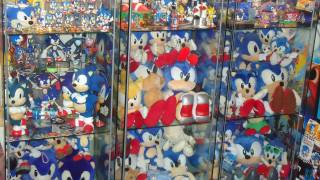 My Sonic the Hedgehog Collection (Celebrating 20 Years!)