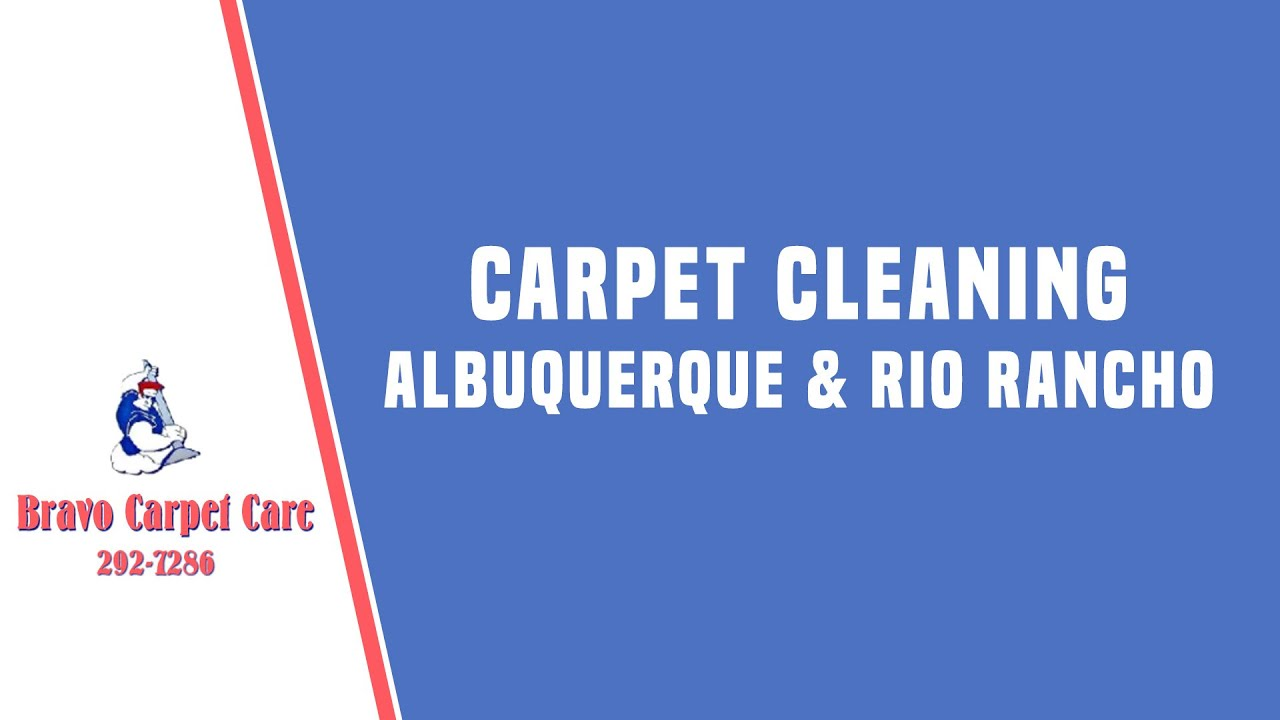 Bravo Carpet Care Cleaning Albuquerque Rio Rancho