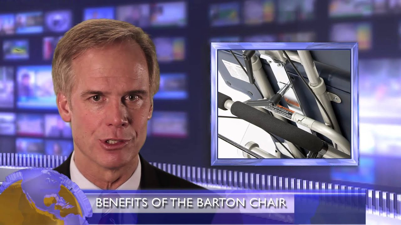 Barton Chair Barton Medical Safe Patient Transfer Chair Youtube