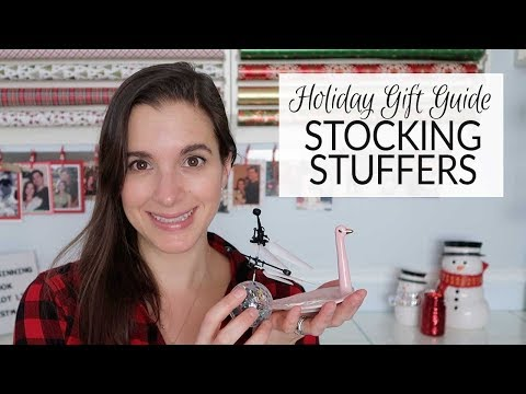 Holiday Gift Guide 2018 | Stocking Stuffers