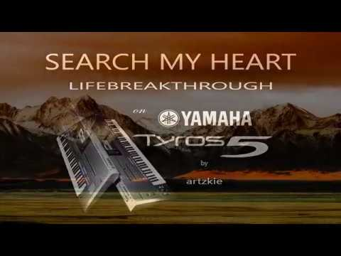 Search My Heart (Lifebreakthrough) backtracking with lyrics