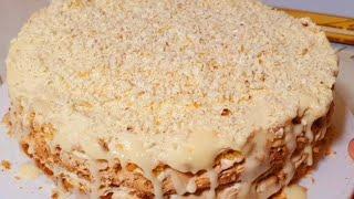 Торт пломбир вам надо обязательно попробовать