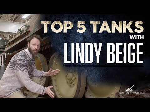 Top 5 Tanks - Lindybeige | The Tank Museum