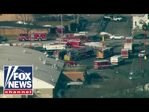 Illinois warehouse shooting press conference