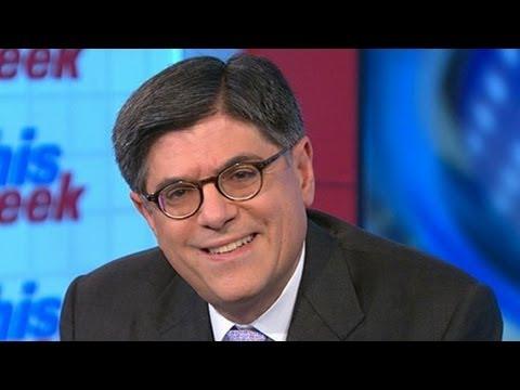 Treasury Secretary Jack Lew 'This Week' Interview