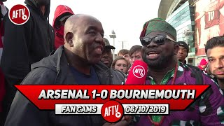 Arsenal 1-0 Bournemouth | Chambers Put In Another Excellent Performance! (Kelechi)