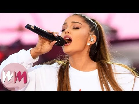 Top 10 Iconic Ariana Grande Moments