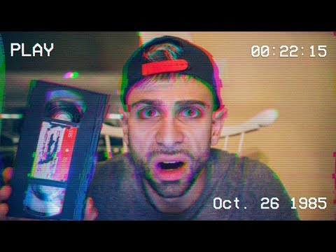 *SCARY* Someone mailed me a VHS with SATANIC / GHOST footage | I found a GoPro Part 4| ALI H