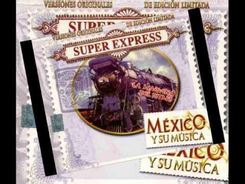 Super Express - Popurri De Cumbias