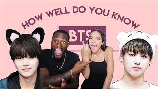 How Well Do You Know BTS? QUIZ TIME!