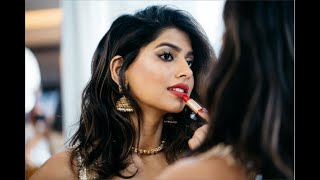 Get Ready With Me: Arshia Moorjani's Summer Wedding Makeup Look