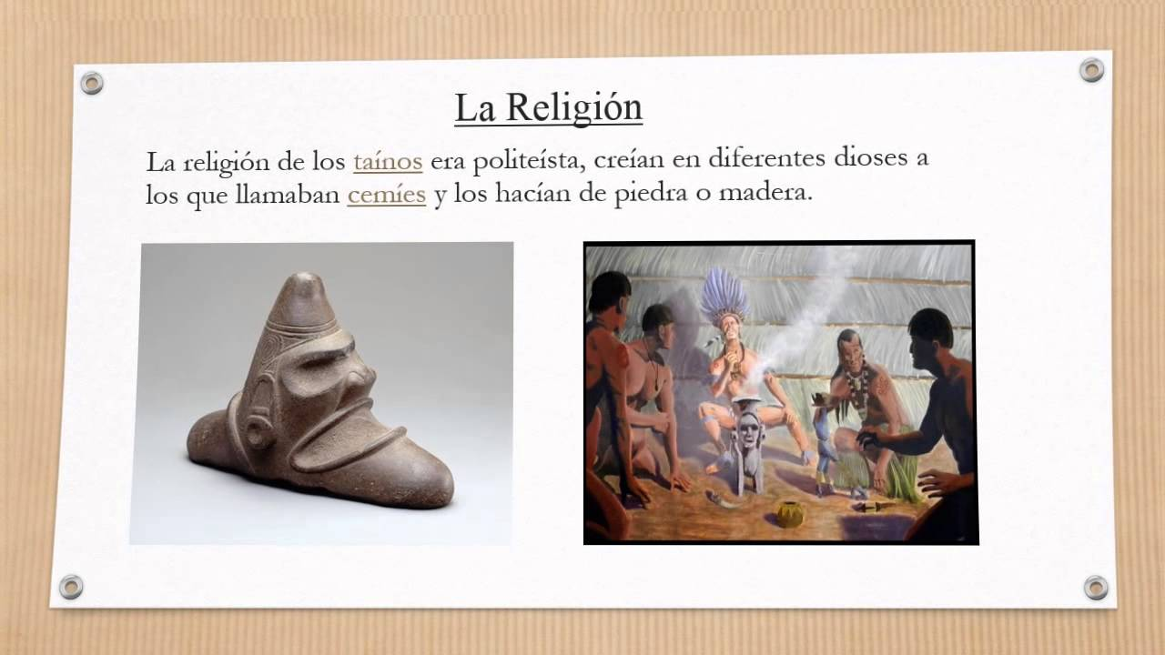 religion taina