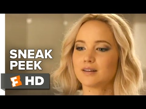 Passengers Official Sneak Peek (2016) - Jennifer Lawrence Movie