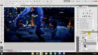 درس تصميم بوستر تامر حسني | Tamer Hosny poster tutorial