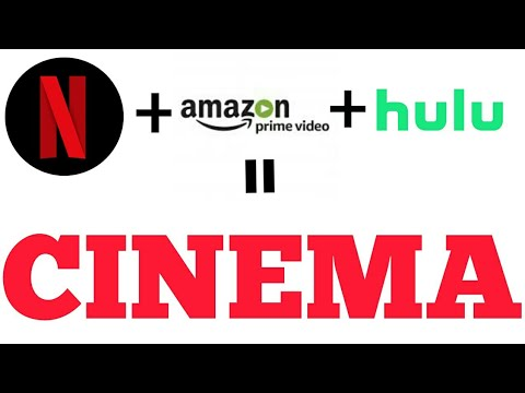 3 IN ONE : NETFLIX, AMAZON PRIME , HULU WATCH AND DOWNLOAD APP