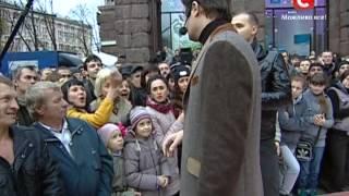 Караоке на майдане в  Киеве. Финал - Караоке на майдані - Выпуск 779 - 17.11.2013