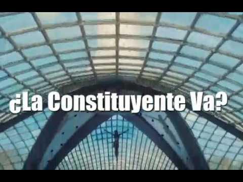 La constituyente va