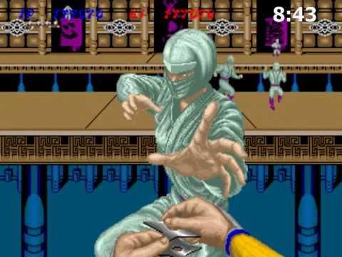 Shinobi Arcade Speedrun 11:28