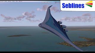 Weirdest FSX Aircraft Part 2