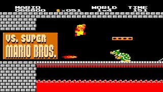 Arcade Archives: Vs Super Mario Bros (Switch) Review (Video Game Video Review)