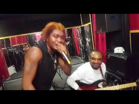 Losseba Ngoutiwa  En Répétition A Paris