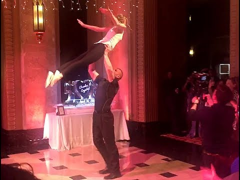 Wedding Dance: Dirty Dancing Time of My Life--With Lift!