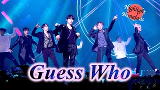 하사누 하이라이트 HIGHLIGHT Concert GUESS WHO 4K multi