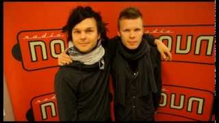 The Rasmus -Radio Nova interview 27.3.2012