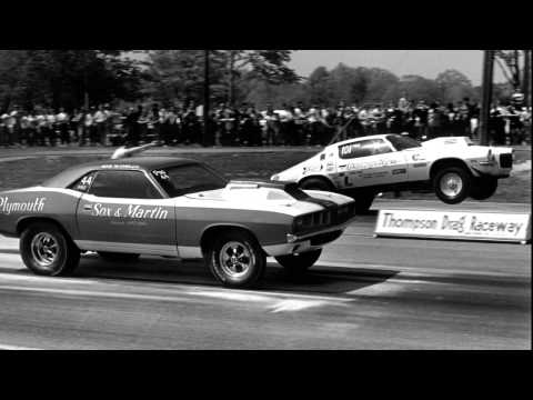 "Vintage Drag Racing: Late 1960's - Early 1970's (Jeff Beck ""Big Block"")"