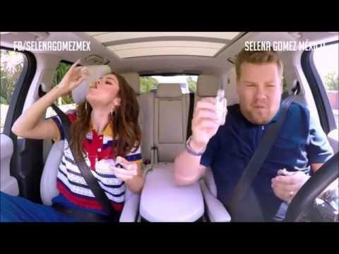 Carpool Karaoke Selena Gomez subtitulado en español (PT. 1) | Selena Gomez México